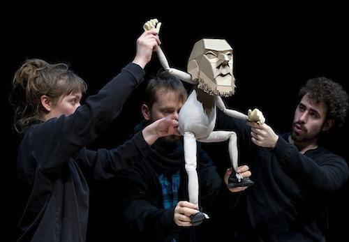 bunraku puppetry